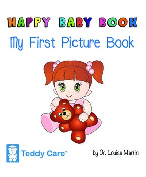 Baby's First Picture Book- ebook