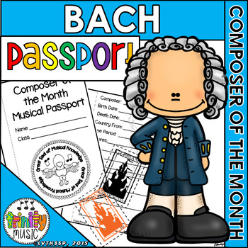 Bach Passport (Composer of the Month)