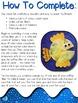 Back To School Bulletin Board Display --- Ocean Themed Bul