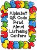 Back To School Bundle QR Code Listening Center Read Alouds
