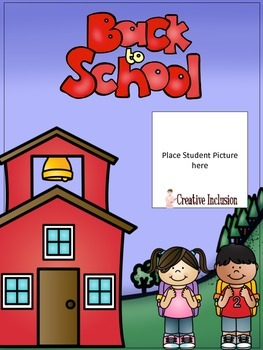 Back To School Freebie! Getting To Know You!