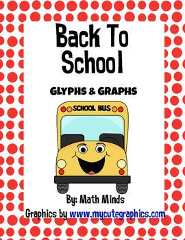 Back To School Glyph, Graphs and Summarizing