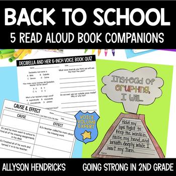 Back To School Mega Book Companion Pack