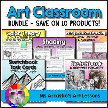 Back To School Art Classroom