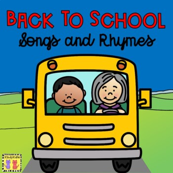 Back to School Songs & Rhymes: School Bus Rules, Making Fr