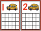 Back To School Ten Frame Cards!  A Common Core Math Creation!