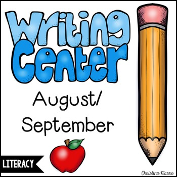 August/ September - Writing Station