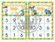 Back to School 0-10 Bingo