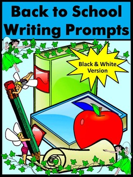 Back to School Language Arts Activities: Back to School Wr