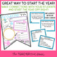 Back to School Activities for 5th Grade