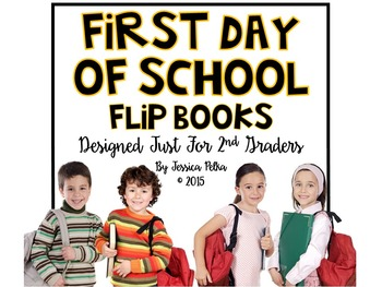 Back to School Activity Book - Perfect for the First Day o