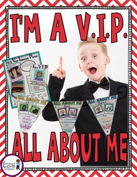All About Me and V.I.P. Posters
