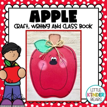 Back to School  or Fall Apple Craft