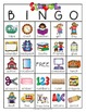 Back to School BINGO -- Nouns
