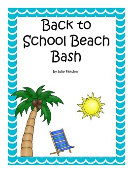 Back to School Beach Bash