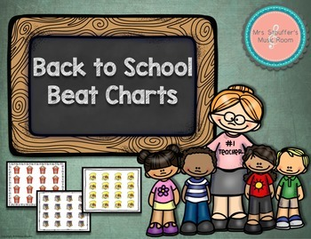 Back to School Beat Charts