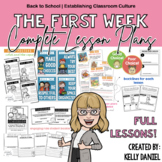 The First Week: Behavior Management Pack