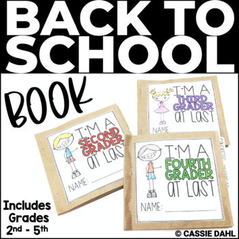 Back to School: Paper Bag Book