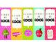 Back to School Bookmarks {FREEBIE!}