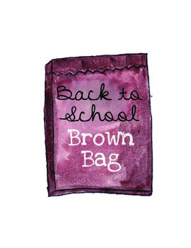Back to School Brown Bag