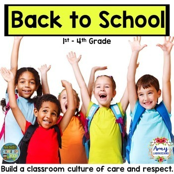 Back to School Building a Classroom Culture of Care and Respect