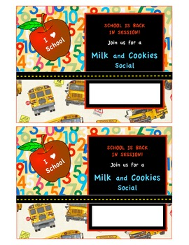 Back to School Bulletin Board Banner & Decorations: Party,