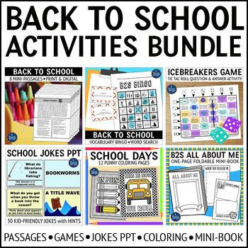 Back to School Fun Bundle
