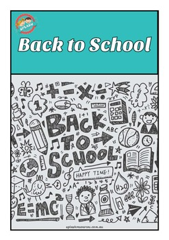 Back to School Bundles - Getting to Know You Worksheets an