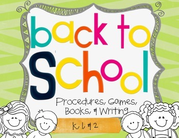 Back to School Center & All About Me