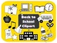 Back to School Clipart for Commercial Use {Featured on You