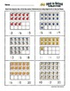 Counting with Ten Frames  (Back to School Theme)