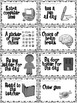 Back to School Coupons {Black and White Version}