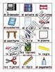 Back to School / Vuelta a la escuela SPANISH Workbook & Ga