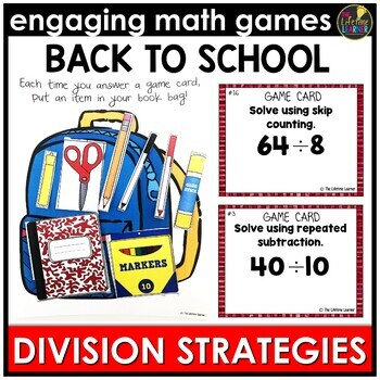 Back to School Division Strategies