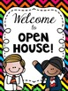 Back to School! {Editable} Open House Forms and Organizati