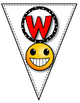 Back to School Emoji Welcome Banner