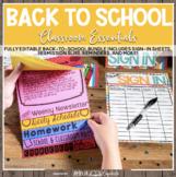 Back to School Essentials {Mega Pack}