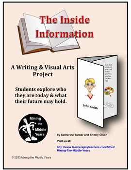 Back to School Activity - Creating Student Pamphlets - the