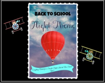 Back to School Flight Theme