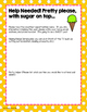 Back-to-School Forms Sweet Treats Themed