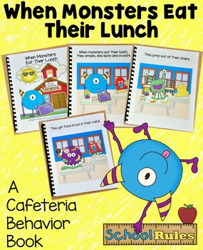 """Monsters Free:  """"When Monsters Eat Their Lunch"""""""