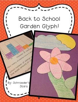Back to School Garden Glyph!