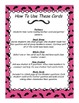 Back to School Ice Breaker Activity Cards- Mustache Themed