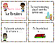 Back to School Ice Breaker Cards