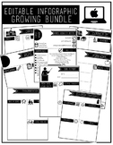 Back to School Infographic Templates Bundle