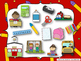 Back to School - Interactive Reading Practice Game {triple ti}