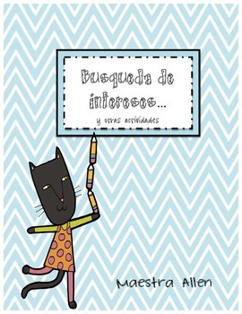 Back-to-School Interest Search and Related Activities in Spanish