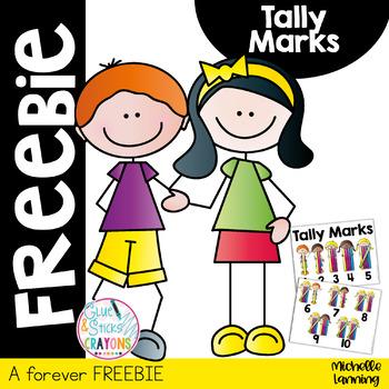 *Freebie*Tally Mark Poster