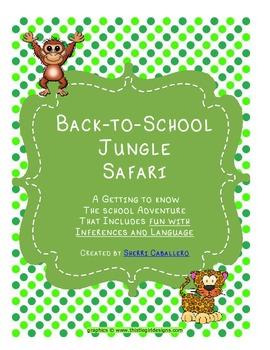 Back-to-School Jungle Safari