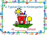 Back to School - Kindergarten Open House Slideshow